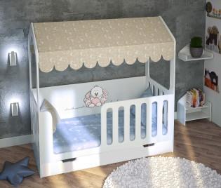 Домик кроватка Сказка
